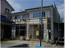 戸建て木造住宅